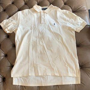 Off white off-white polo Ralph Lauren